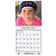 Single Copy Personalized Photo Calendar, One Size