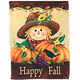 Happy Fall Garden Flag, One Size