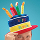 Birthday Cake Hat