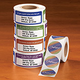 Bible Verse Labels And Seals - Set Of 250 Each
