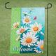 Daisies Garden Flag