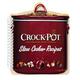 Crock-Pot Shaped Cookbook