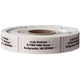 Clear Address Labels - Roll of 1000, One Size