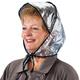Plastic Rain Bonnet, One Size