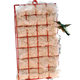 Hummer Helper Nesting Material with Cage, One Size