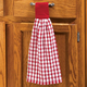 Hanging Kitchen Hand Towels, Yellow