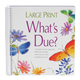 What's Due Bill Organizer Book, One Size