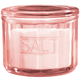 Pink Glass Salt Cellar, One Size