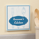 Personalized 8 x 8 Spoon & Fork Wooden Wall Plaque