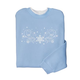 Blustery Snowflakes Sweatshirt, One Size