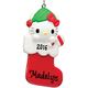 Personalized Hello Kitty Ornament, One Size