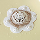 Sink Drain Suction Hair Trap