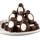 Dark Chocolate Mint Penguins 6 oz., One Size