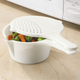3-In-1 Microwave Pot, White