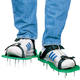Lawn Aerator Sandals, One Size