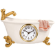 Claw Foot Style Bathtub Clock, One Size