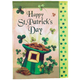 St. Patrick's Day Garden Flag, One Size
