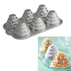 Nordic Ware Mini Tiered Cakelet Pan