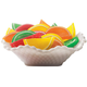 Sugar Free Fruit Slices Jelly Candy, One Size