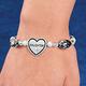 Family Heart Bracelets