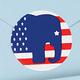 Elephant Political Seals