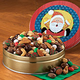 Santa's Trail Mix Tin 18 oz