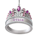 Personalized Princess Tiara Ornament, One Size