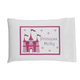 Personalized Princess Castle Pillowcase, One Size