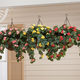 Artificial Begonia Hanging Bush