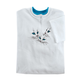 Kitten Trio Short Sleeve Sweatshirt