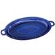 Cobalt Blue Glass Serving Platter