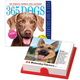 Dog Or Cat Page A Day Calendar, One Size