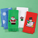 Christmas Hand Towels Set of 4