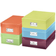 Plastic Organizer Boxes - Set Of 5