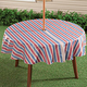 Patriotic Table Cover