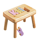 Personalized Step Stool Puzzle