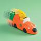 Carrot Bunny Racer