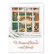 Treasured Friends Christmas Card Set of 20
