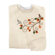 Acorns and Bird Sweatshirt