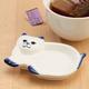 Cat Tea Bag Holder, One Size