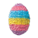Glitter Tinsel Egg