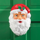 Talking Santa Head With Sensor Sound