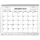 3 Year Calendar Diary 2013-2015