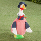Patriotic Lawn Goose Dress