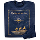 Wise Men Still Seek Him Sweatshirt Medium-2XL