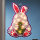 Lighted Easter Window Decorations