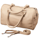 Soft Leather-Like Satchel