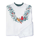 Holly And Birds Sweatshirt - M - 2Xl
