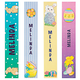 Personalized Easter Bookmarks, Set Of 4