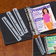 Binder Magazine Holders